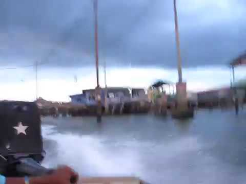 Extreme Boat Ride Adventure - Water Village (Kampong Ayer) Brunei Darussalam (Tourist Attraction)