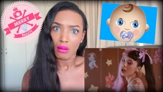 Melanie Martinez - Pacify Her | Merry Reacts