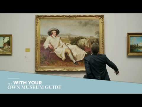 Trailer – online course on modern art