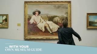 Trailer – online course on modern art