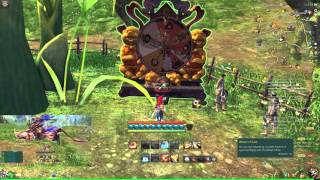 Blade & Soul - Lycan the Mighty - Wheel of Fate - Trying for Outfit with 30 Essences