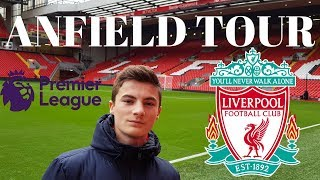 ANFIELD TOUR AND LIVERPOOL MUSEUM VLOG
