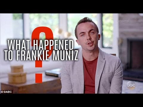 What happened to Frankie Muniz' memory? The star explains in an