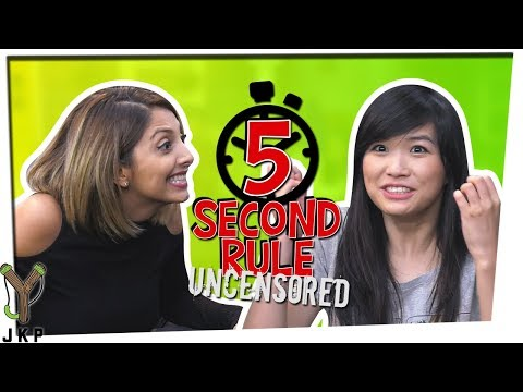 Cutting Nails Before S**!? | 5 Second Rule UNCENSORED Ft. Boze