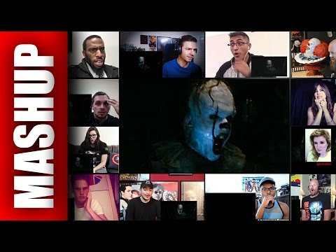 IT 2017 Trailer Reactions Mashup