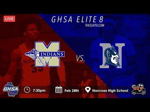 GHSA Elite 8: Norcross vs. McEachern