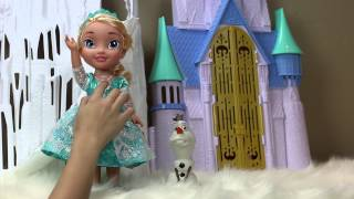 Disney FROZEN Snow Glow Elsa Singing Doll! | HD Audio |