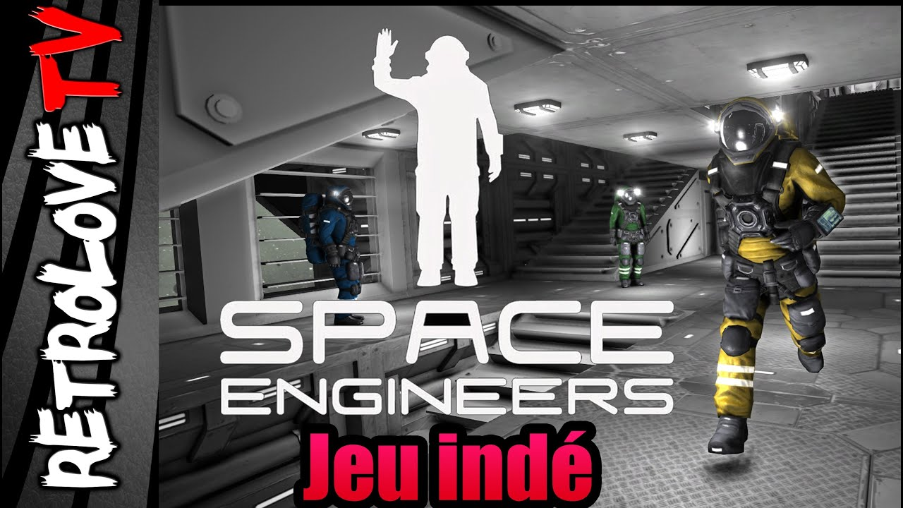 space engineer simulation construction spatiale de l 39 avenir youtube. Black Bedroom Furniture Sets. Home Design Ideas