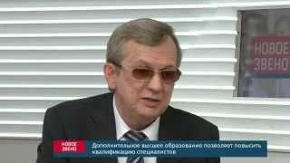 Интервью в РЖД ТВ с С.Л. Лобачевым и В.А. Павловой