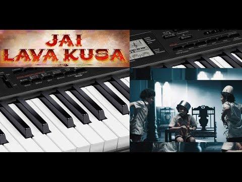 Jai Lava Kusa||Anthem||Andamaina Lokam...
