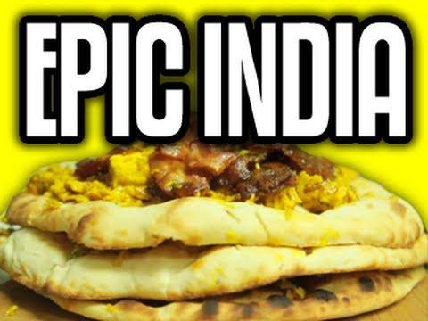 אוכל הודי בסגנון קנדי