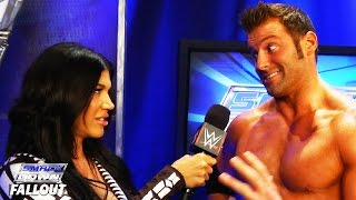 Rosa & Zack go Back to the Future: SmackDown Fallout, October 22, 2015