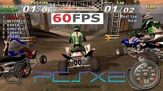 ATV Offroad Fury 3 PS2 PCSX2 60fps 16:9 1440p gameplay i7 4790k (Sony, 2004)
