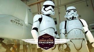 Star Wars – Stormtroopers – Simulator Challenge – ...