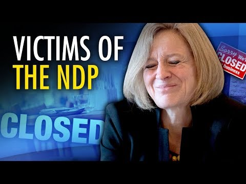 NDP policies force closure of iconic Alberta restaurant | Sh