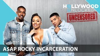 Jason, Melyssa & DJ Damage Discuss A$AP Rocky Incarceration on Hollywood Unlocked [UNCENSORED]