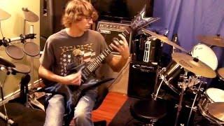 Dean Razorback Dimebag Floyd - LIGHTNING Review and Demo