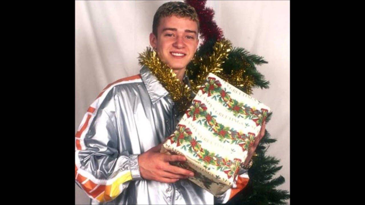 Justin Timberlake- Baby, Be My Baby... Baby (Christmas remix) - YouTube