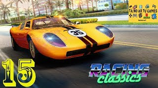#15 RACING CLASSICS DRAG RACE SIMULATOR CLASSIFICATORY RACES AND CHIEF DUEL