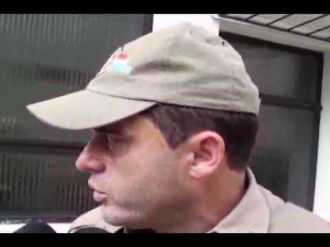 SBT News: Ex-policial é preso com drogas em Joinville (10/06/2011)