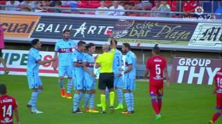 Resumen de CD Numancia vs Levante UD (0-1)