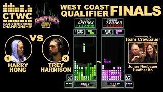 West Coast Classic Tetris Qualifier FINALS