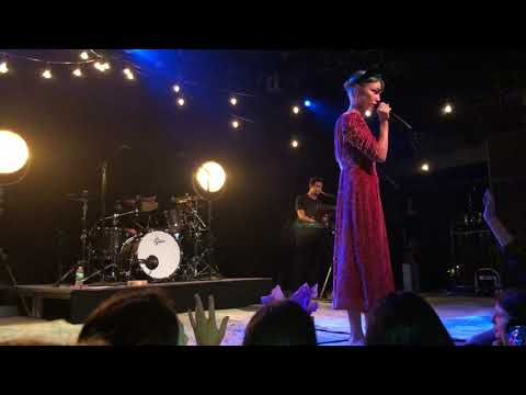 Grace VanderWaal - So Much More Than This & IDNMN - Cambridge MA - Feb 5th 2018