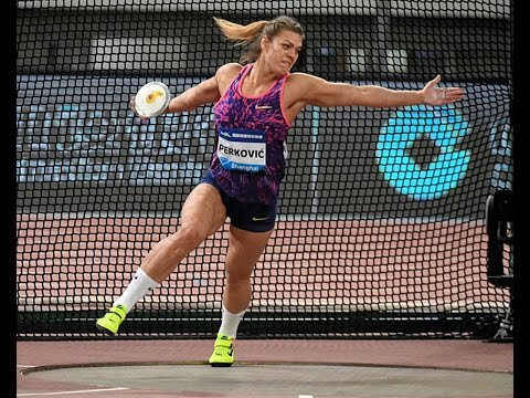 Women's Discus Throw / Shanghai 13 May  2017 / Full