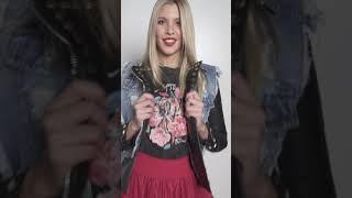 Vidéo: Biker Hoppy Girl