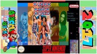Super Spice World | Hack of Super Mario World (SNES)