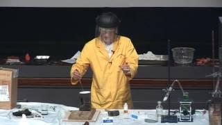 Free Range Chemistry  37 - Nitroglycerin Bang