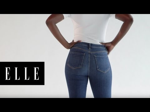 The Best Jeans for Your Body Type | To The Test | ELLE. http://bit.ly/2zwnQ1x