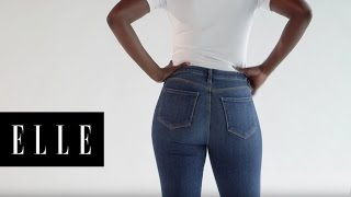 Different Types of Jeans for Your Body Type | ELLE