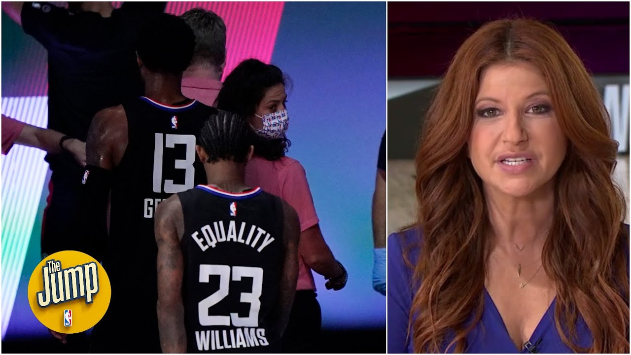 Download It is inexcusable that the Clippers didn't compete enough vs. Nuggets - Rachel Nichols   The Jump