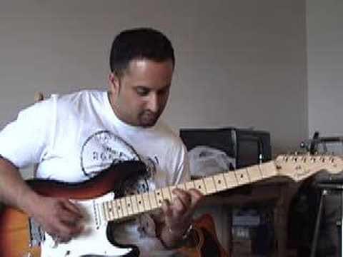 Guitar Lesson: Anna Molly - Incubus