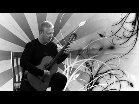 """Menus Propos Enfantins"" for Classical Guitar"