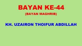 044 Bayan KH Uzairon TA Download Video Youtube|mp3
