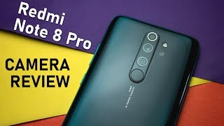 Redmi Note 8 Pro CAMERA REVIEW by a Photographer (in Hindi)