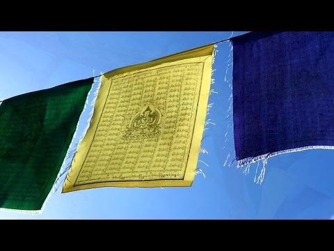 Meaning of Prayer Flags #withcaptions