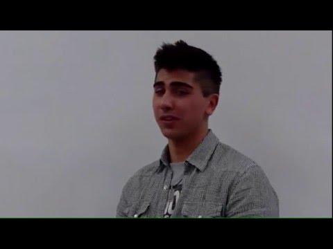 NC Grad Show Interview - Lucas Rodriguez