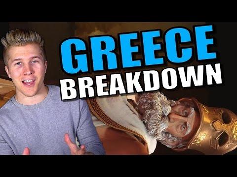 Civilization 6: Gameplay - Greece [Leader Tips & Strategy Breakdown]