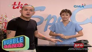 Bubble Gang: Spa Cool, sapak therapy
