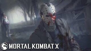Mortal Kombat X - Jason Voorhees (Relentless) - Klassic Tower (Very Hard) No Matches/Rounds Lost