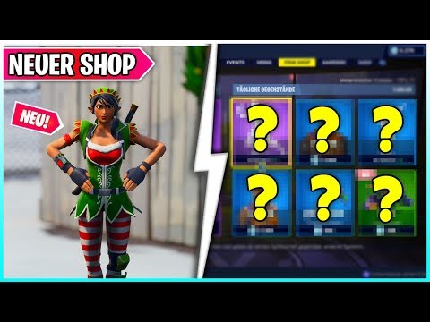 "🔥 NEU! ""MISTELELFIN"" Skin im Fortnite Shop vom 21.12 🛒 Fortnite Battle Royale & Rette die Welt thumbnail"