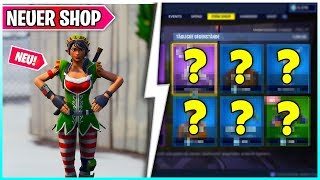 "🔥 NEW! ""MISTELELFIN"" Skin in the Fortnite Shop from 21.12 🛒 Fortnite Battle Royale & Save the World"