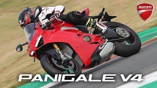 Ducati Panigale V4 2018 Prueba en circuito