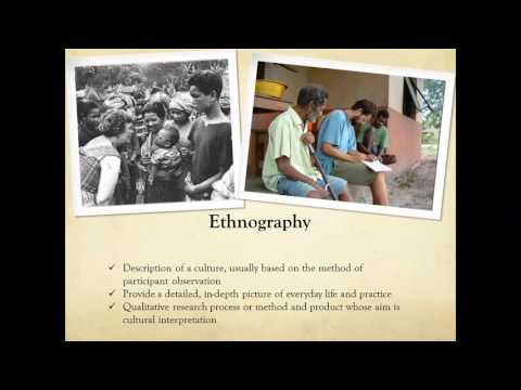 Cultural Anthropology Part 1