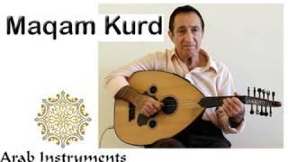 Maqam Kurd - Learn to play Oud - Oud Lesson