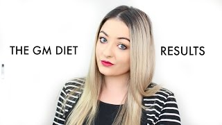 The GM Diet Results & 2 Weeks AFTER | AllyBabe