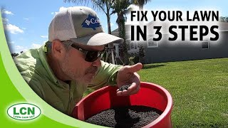 Lawn Care - Lawn Care Tips for Beginners   Fix Your Lawn In 3 Steps